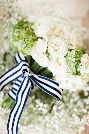 nautical striped ribbon (Julie Lim Photography)