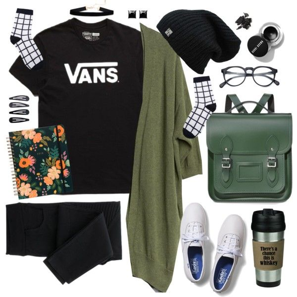 A fashion look from August 2017 featuring Gap cardigans, Keds sneakers and The Cambridge Satchel Company backpacks. Browse and shop related looks.