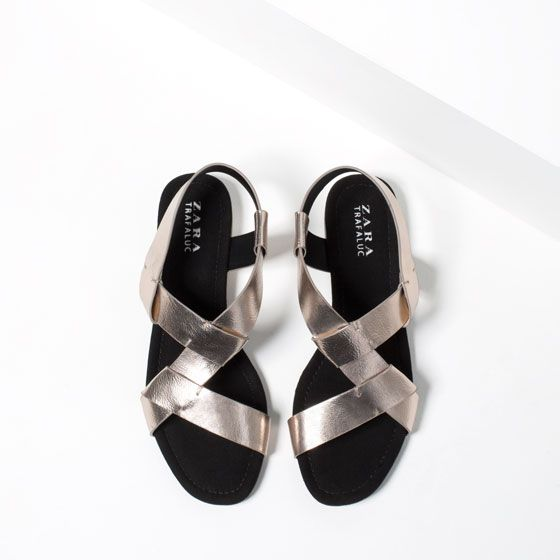Sexy brilla de las mujeres flip flop zapatos colgando clip Bead para pulsera o collar ny3gQbW