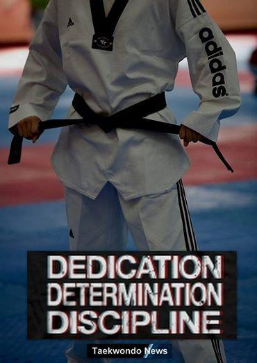What taekwondo means to me