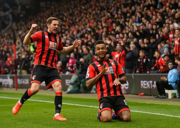 bournemouth v west ham 2017 | Joshua King Photos Photos - AFC Bournemouth v West Ham United ...