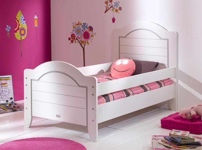 PROMO DE NOËL : Fini le lit de bébé, passez au lit enfant !   Disponible en 70x140 et 90x190 !