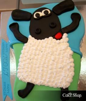shaun the sheep cake - Google otsing