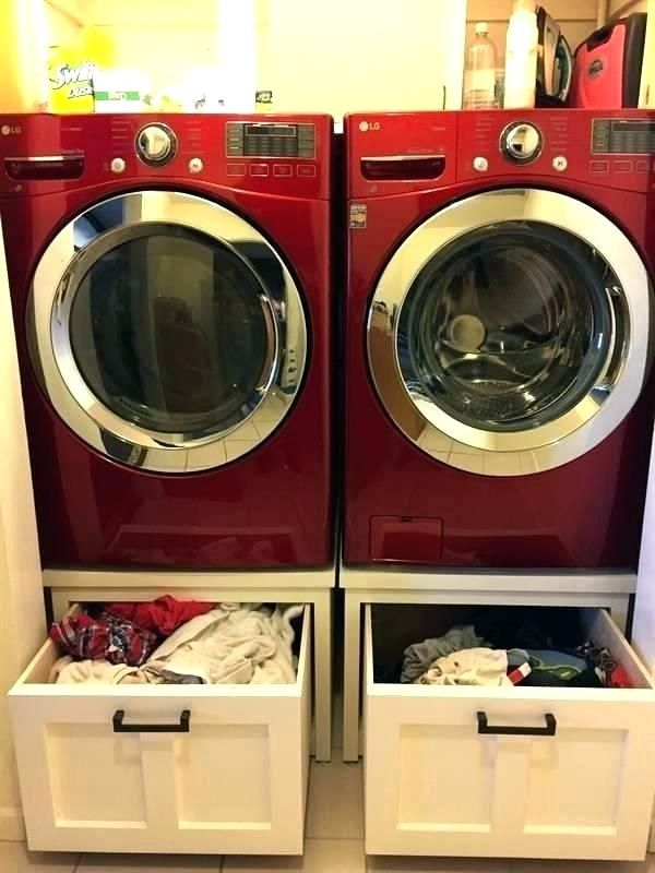 Image Result For Side By Side Washer Dryer Laundry Room Ideas