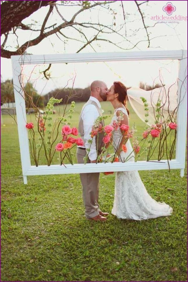 Top 11 Ideas For Organizing The Wedding Photo Zone Decoration