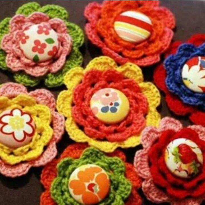 11 besten orgu toka Bilder auf Pinterest | Häkelblumen, Häkelideen ...