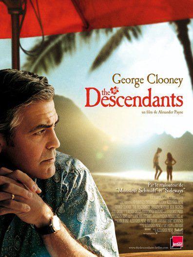 The Descendants (2011) Regarder The Descendants (2011) en ligne VF et VOSTFR. Synopsis: A Hawaii, la vie d'une famille bascule. Parce que sa femme vient d'être hospita...