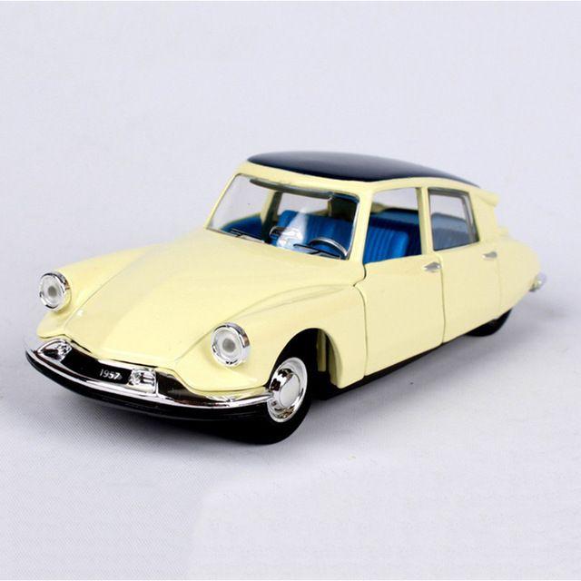 1:32 Schaal auto model 1955 Citroen DS1 speelgoed auto model auto Decoratie Diecast Auto Modellen Speelgoed voor jongen kinderen