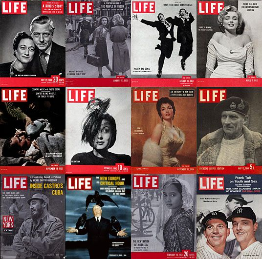 photos of life magazine covers - Google Search