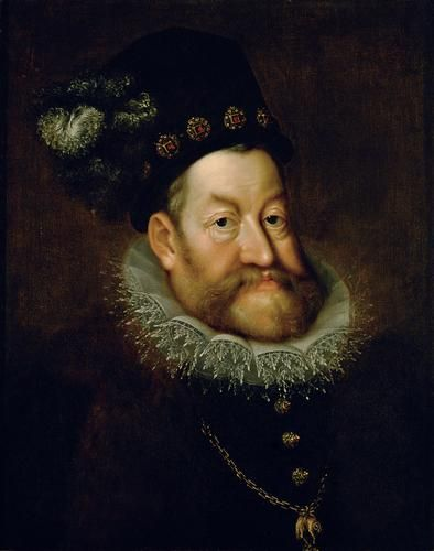 Rudolf II. Habsburský, císař římský, král český, uherský a chorvatský a arcivévoda rakouský