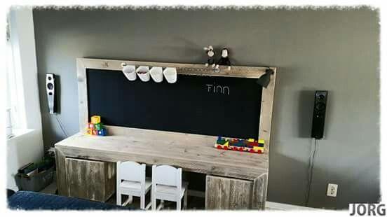 Schoolbord bureau