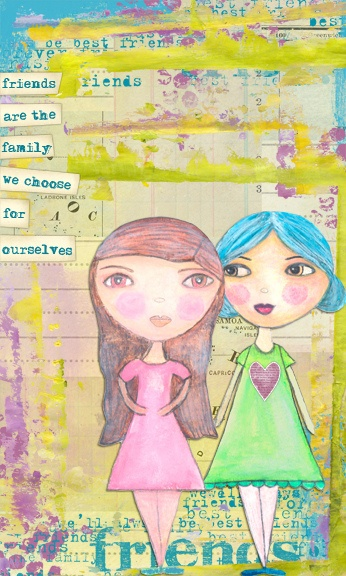 Image result for friends are the family we choose