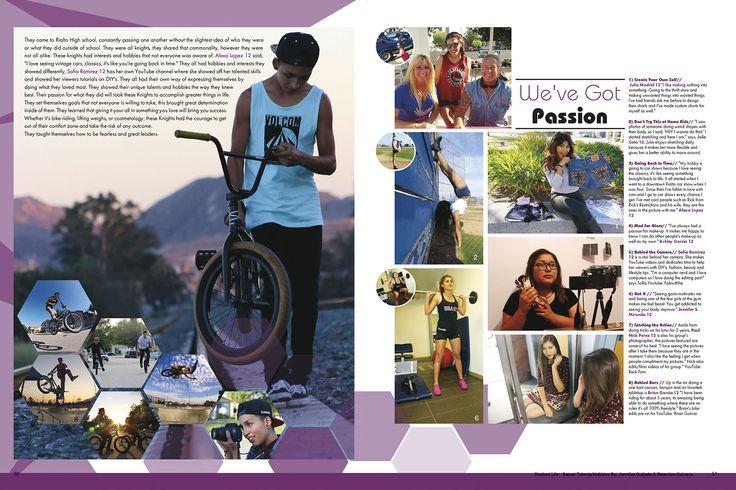 //  EXCALIBUR, Rialto High School, Rialto [CA] #Jostens #LookBook2016 #Ybklove