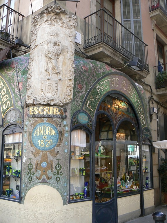 17 best images about barcelona spanje on pinterest musica antoni gaudi and del mar - Casas de musica en barcelona ...