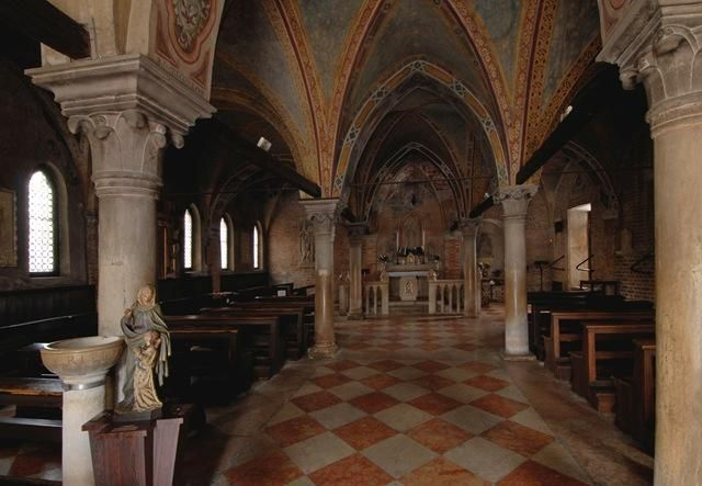 Church of St Lucy - Treviso