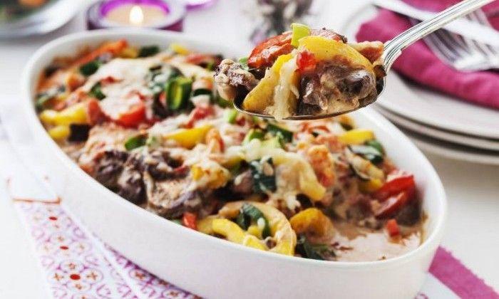 Sväng ihop en mustig gratäng och servera med pasta – gott till både vardag och fest!