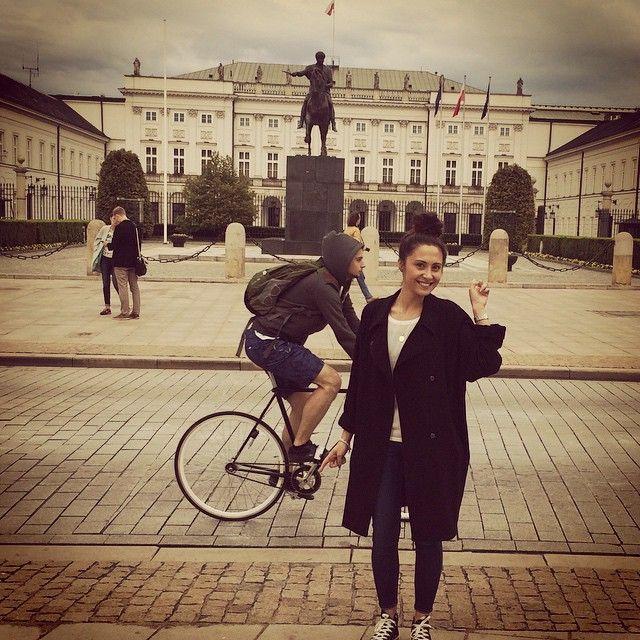 Klariza Clayton @klariza_clayton Warsaw #toursitpo...Instagram photo | Websta (Webstagram)