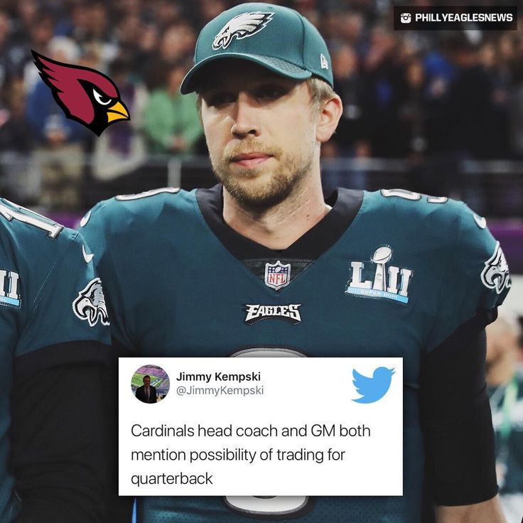 The place that makes the most sense for Nick Foles are the Arizona Cardinals. The hinted today at the combine that they are gauging the trade market for a quarterback. I would definitely expect them to call the Eagles about Foles. Now what is Foles value? I think receiving a 2nd round pick is the most realistic compared to a 1st although you never know. Howie Roseman said in his interview that they would like to keep Nick Foles so I wouldnt expect a trade unless the Eagles receive a solid…