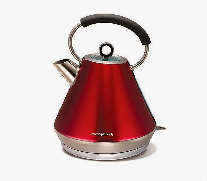 Win a Morphy Richards Elipta Traditional Kettle at Chez Maximka (ends 2 March 2015)