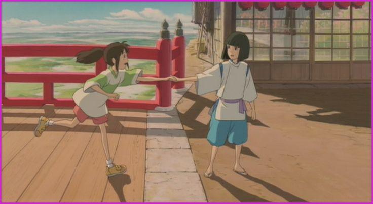 千と千尋の神隠し, Szen to Csihiro no kamikakusi, Chihiro szellemországban, Hayao Miyazaki, Ghibli ^.^   209