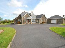 Detached House at Geraldine Cross, Athy, Co. Kildare