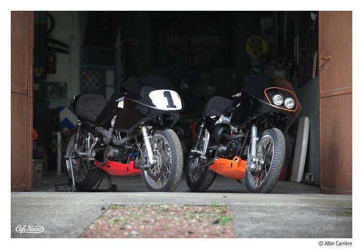 Harley-Davidson XL1200 Sportster by PLT
