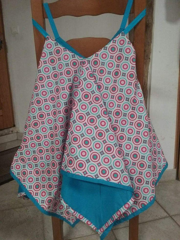 Coudre une robe ou un top Océane - Tuto Couture DIY