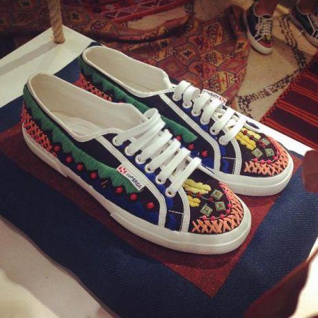 The Pinko x Superga Sneakers