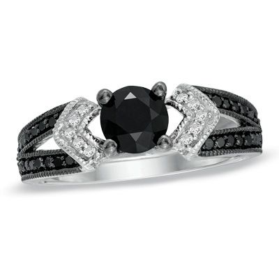 My gothic engagement ring... Hopefully