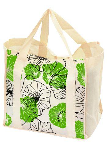 Calico standard heavy duty carry bag - Custom Calico Bags - Smartbag