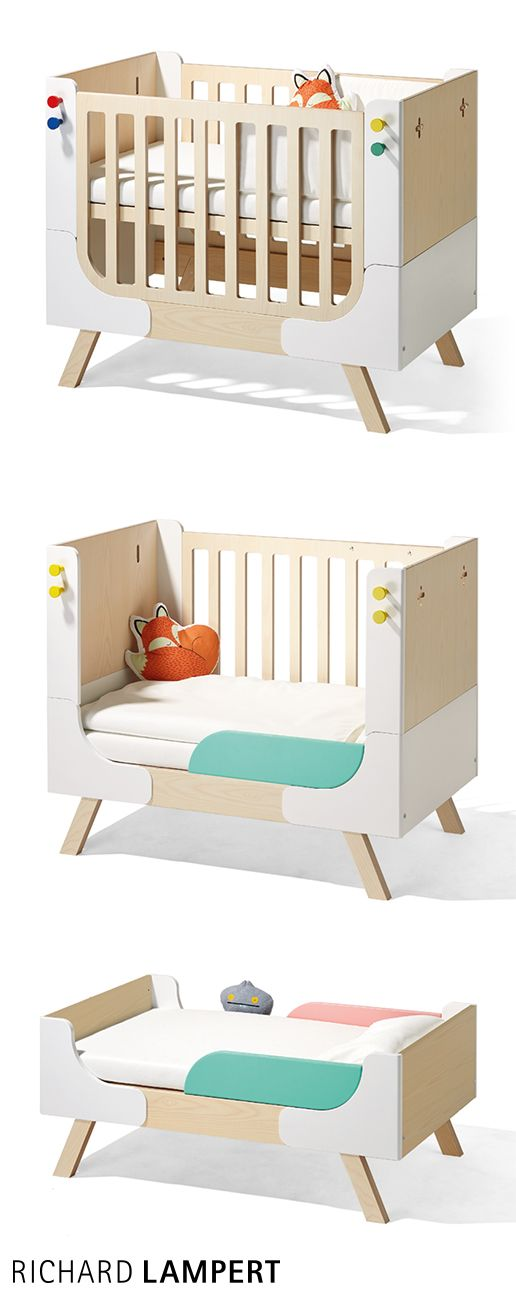 The nursery as a workshop – ›FAMILLE GARAGE‹ children's bed by Alexander Seifried // kids collection by Richard Lampert