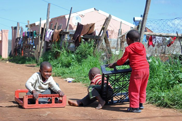 Photography Competition 2016 | National Geographic Traveller (UK) The Children of the Joe Slovo Township (Port Elizabeth, South Africa). I learnt about love, humanity and happiness from the children of the townships where I volunteered as a photography teacher.
