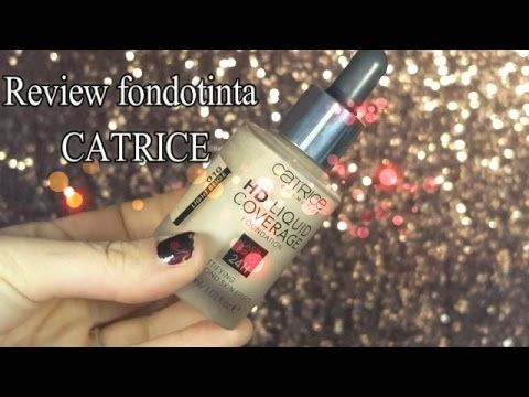 FONDOTINTA HD LOW COST? REVIEW CATRICE HD LIQUID COVERAGE