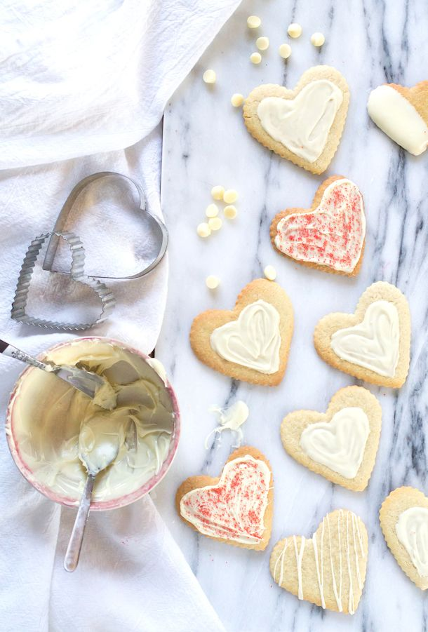 Gluten-Free Cut-Out Sugar Cookies | soft & light, just sweet enough.