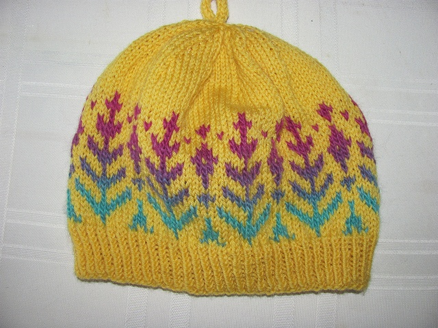 Fair Isle Knit Hat Pattern Free : 17 Best images about Knitting on Pinterest Fair isles, Dinosaurs and Doctor...