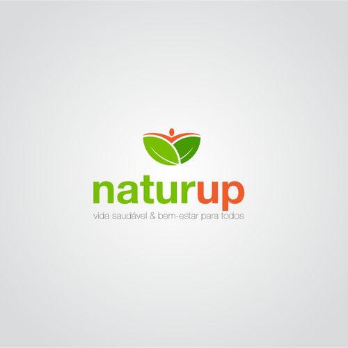 Designs | Natur Up - Nova loja de produtos naturais | concurso Logo design