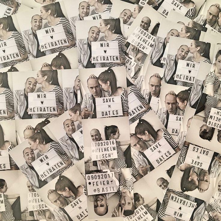 save the date in the making <3, save the date karten, wedding, civil wedding, standesamt, freie trauung, basil, wilhelm busch museum, hochzeit, voreinladungen, light box, a little lovely company
