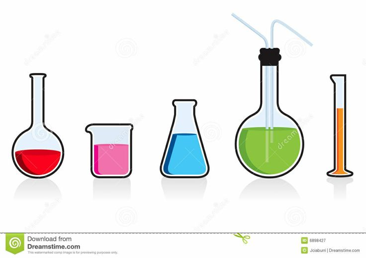 clipart test tubes and beakers - photo #43