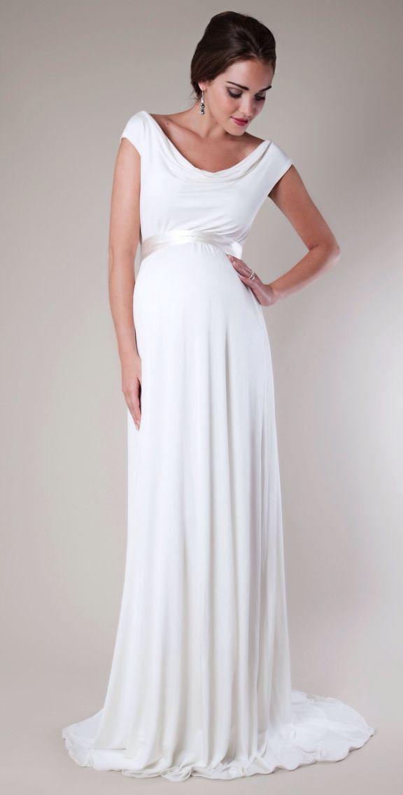 The 25 best pregnant wedding guest dresses ideas on for Best wedding dresses for pregnant brides
