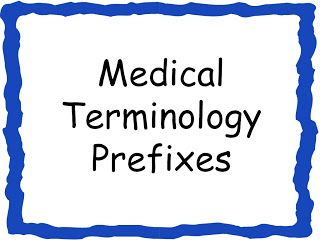 Check out these free medical terminology flash cards