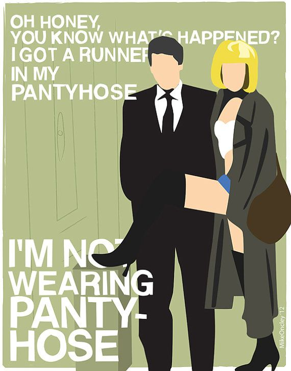 pantyhose quotes from movies