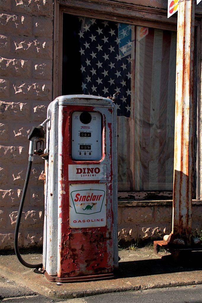 De paso por la Ruta 66. | ¢0,4 por galón.