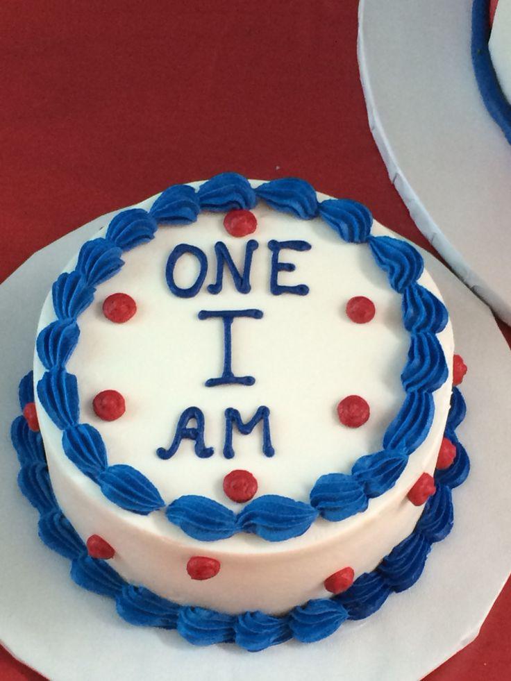 Dr Seuss smash cake