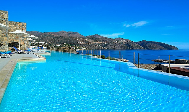 Agios Nikolaos Crete, GREECE