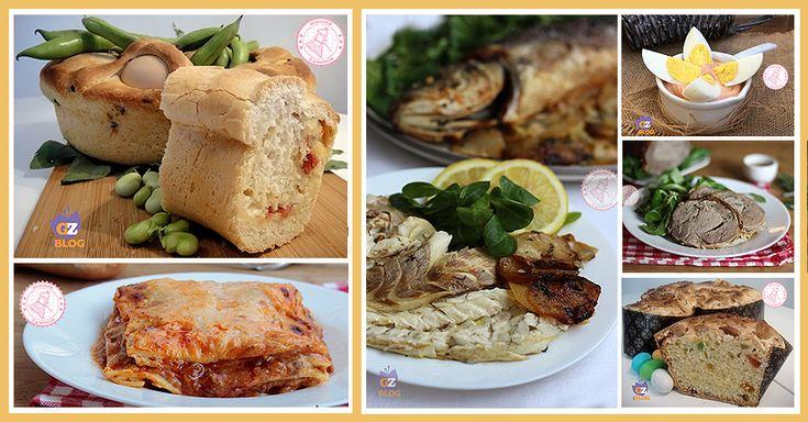 ricette di Pasqua facili veloci e scenografiche per organizzare un fantastico pranzo con parenti e amici con poca spesa e poca fatica.