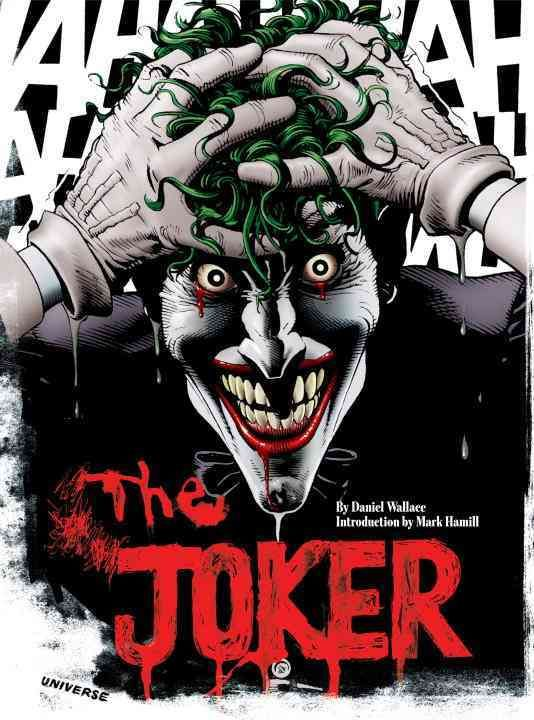 A comprehensive look at the greatest comic book villain . . . ever. Since his first appearance in 1940s Batman #1, the Joker stands alone as the most hated, feared, and loved villain in the DC Univers