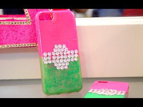 DIY Phone Case Design (Cute & Easy) | Aarushi Jain