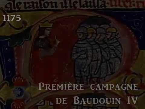 """Messe en l'honneur de Baudouin IV de Jérusalem, le """"roi lépreux"""""""