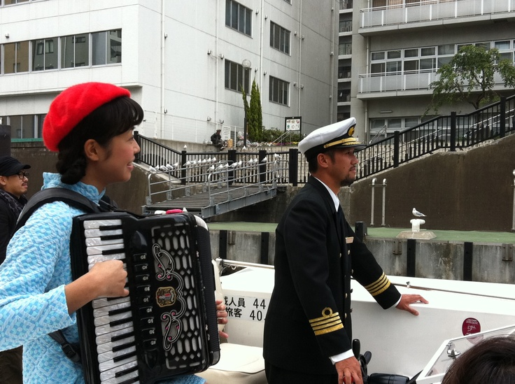 Kanda-river cruise