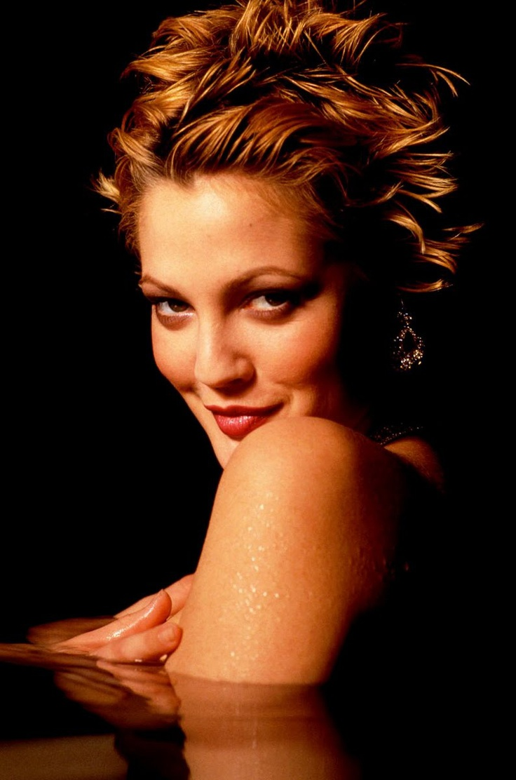 114 Best Drew Barrymore Images On Pinterest Hairstyle